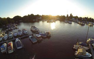 Liegeplätze für Boote - Bootsservice